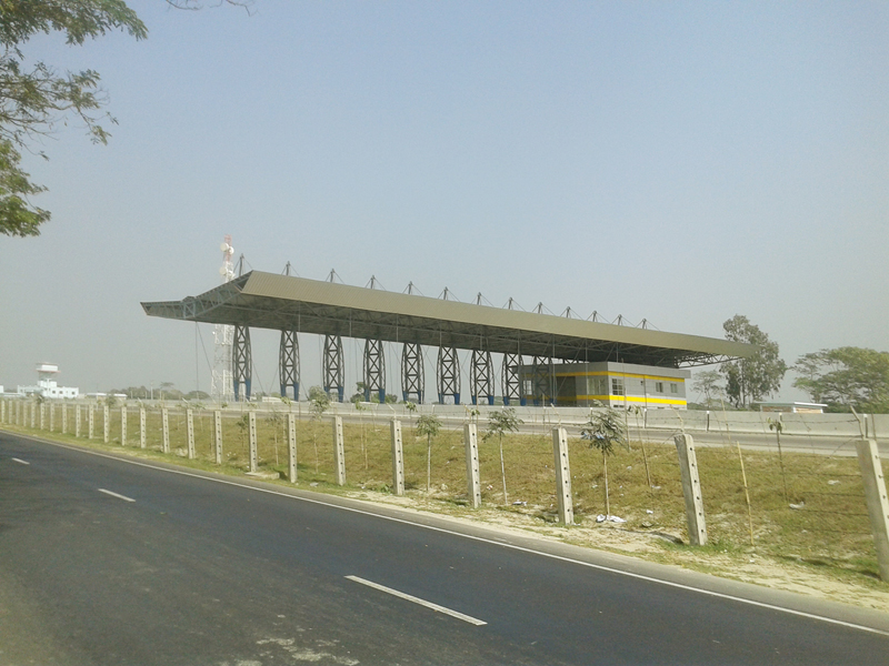 Padma Toll Plaza