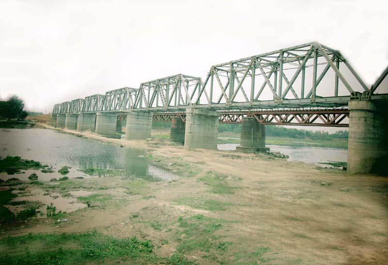 30M Railway Bridge